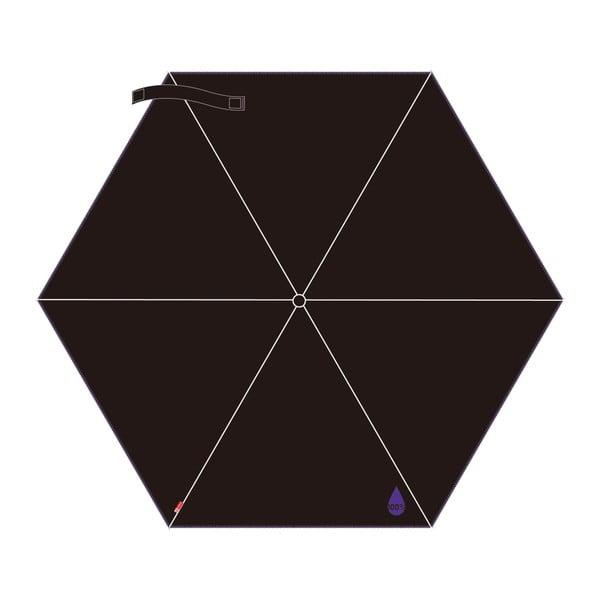 Skládací deštník NU 100 %, fialový