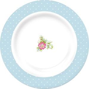 Porcelánový talíř Candy Flower, Ø27 cm