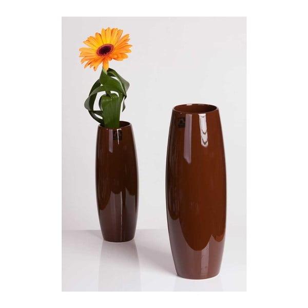 Váza Doubs Hnědá, velká