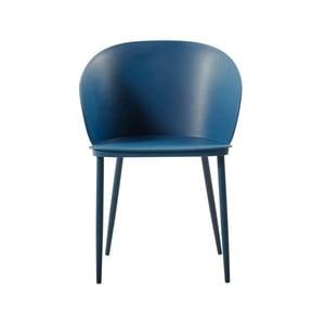 Tmavě modrá jídelní židle Suzee