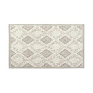 Bavlněný koberec Nehanda 60x90 cm, krémový