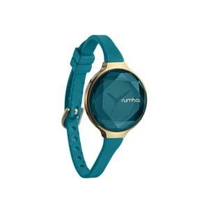 Dámské tyrkysové hodinky Rumbatime Orchard Gem Mini Teal Diamond