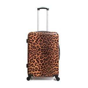 Cestovní kufr na kolečkách s potiskem INFINITIF Lubeck, 42l