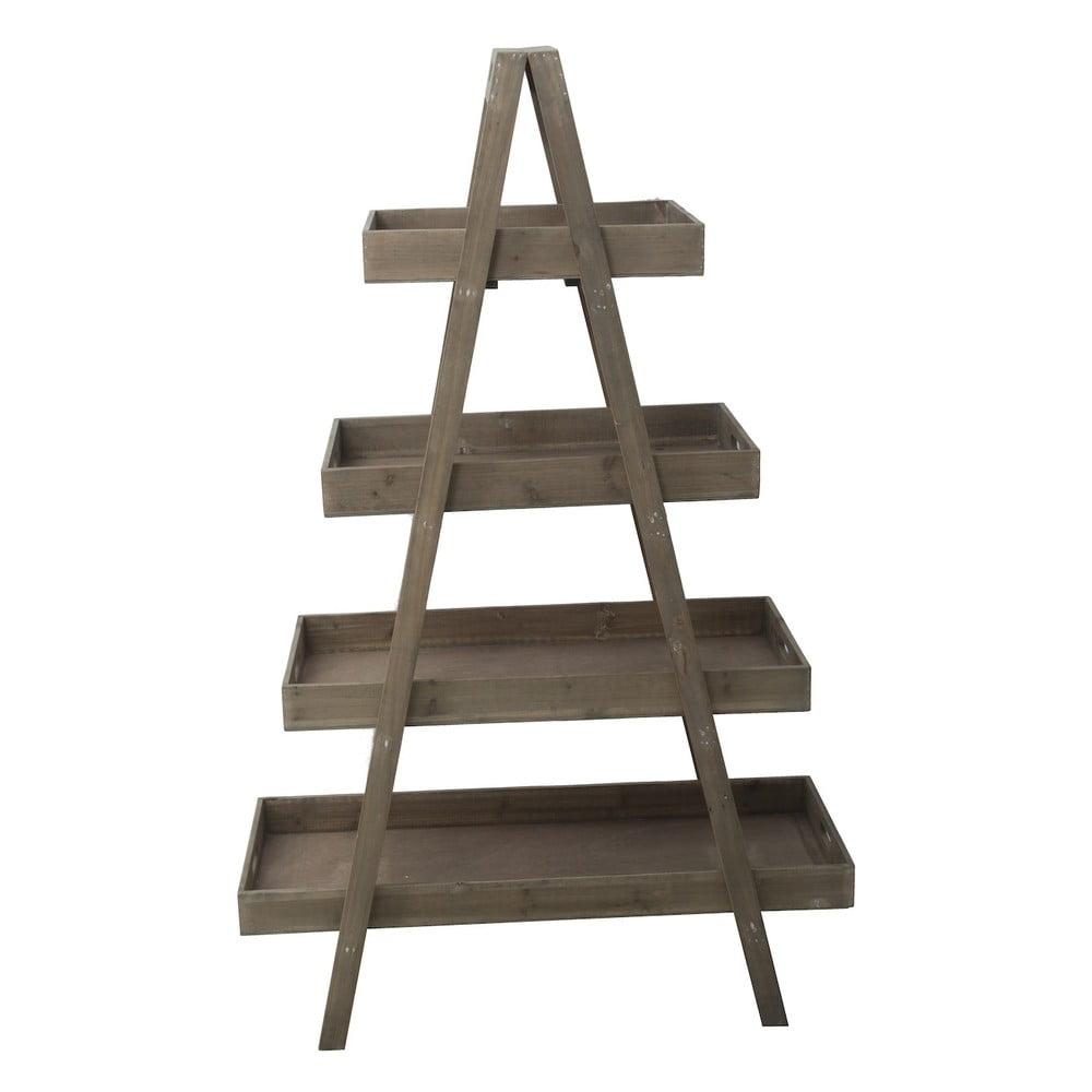 Stojan z jedlového dřeva Mauro Ferretti Stairway, výška 140 cm