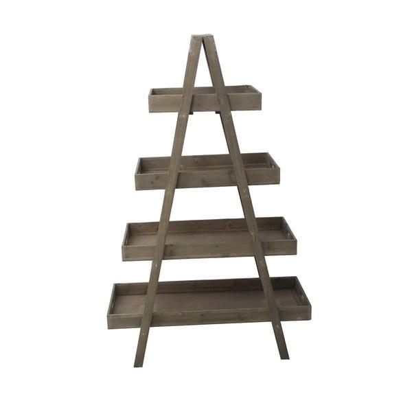 Etajeră multifuncțională din lemn Mauro Ferretti Stairway, înălțime 140 cm
