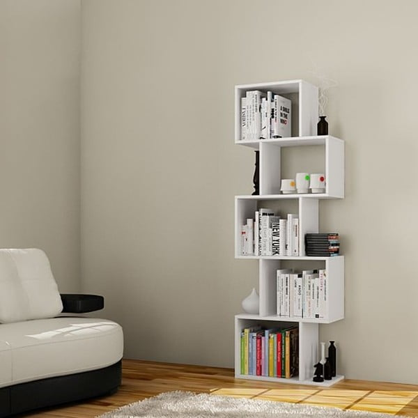Knihovna Meric White