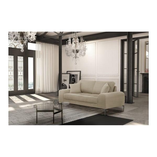 Set canapea gri deschis, 2 scaune gri antracit, o saltea 140 x 200 cm Home Essentials