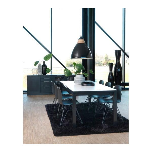 Černá jídelní židle Canett Paris