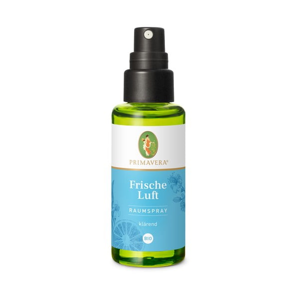 Spray de cameră Primavera Clean Air, 50 ml
