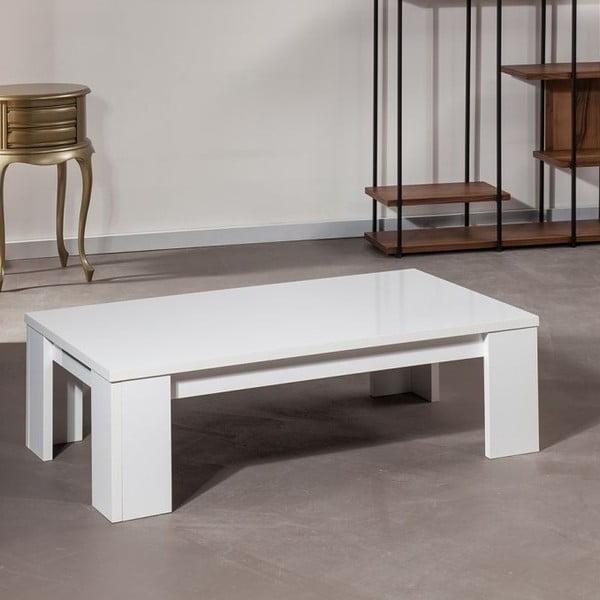 Konferenční stolek Bern White