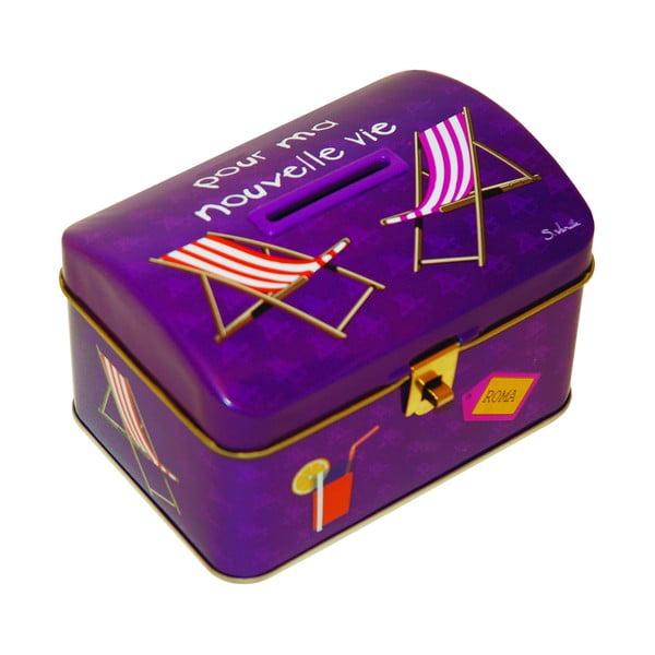 Krabička na peníze Pour Une Nouvelle Vie