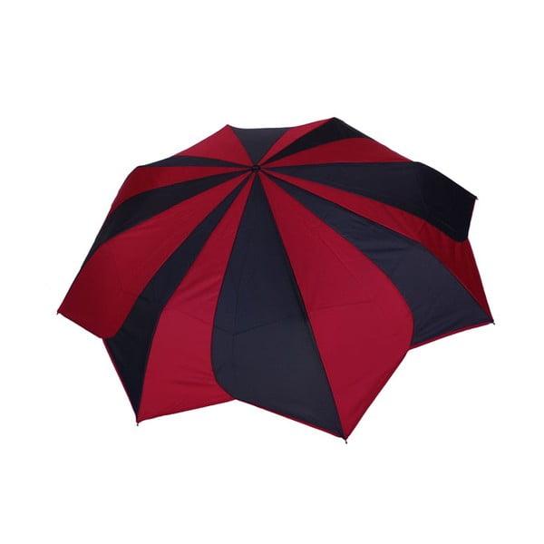 Deštník Pierre Cardin Noir Red, 95 cm