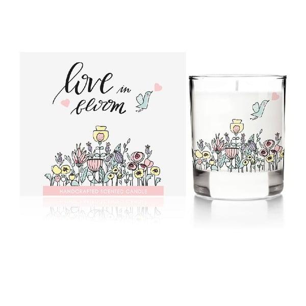 Vonná svíčka Love Garden