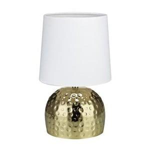 Zlatá stolní lampa Markslöjd Hammer