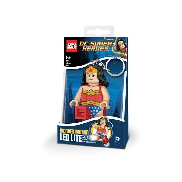 Svítící figurka LEGO® DC Super Heroes Wonder Woman