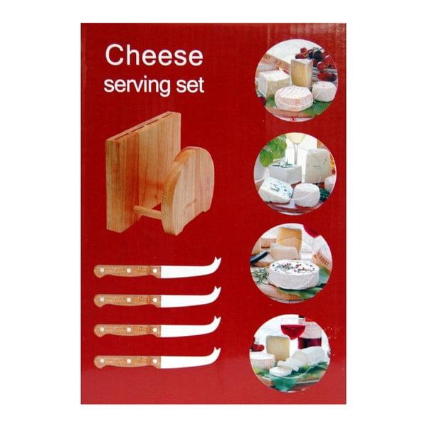 Set na servírování sýra Utilinox Cheese