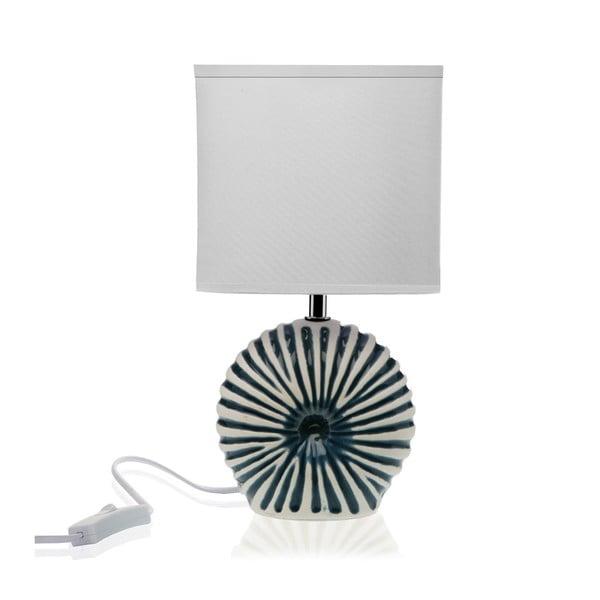 Thomas fehér kerámia asztali lámpa - Versa