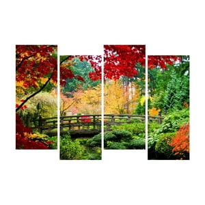 Vícedílný obraz Wall Framework Duraya, 80 x 50 cm