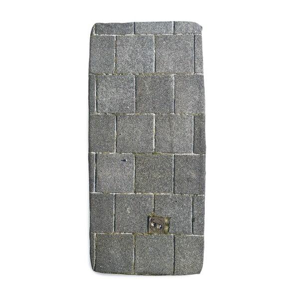 Bawełniane prześcieradło Snurk Le-Trottoir 90x200 cm