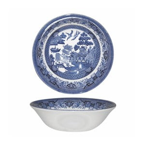 Miska Churchill China Blu Willow, Ø 22 cm