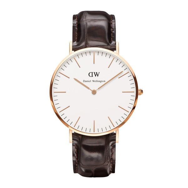 Pánské hodinky Daniel Wellington York Gold