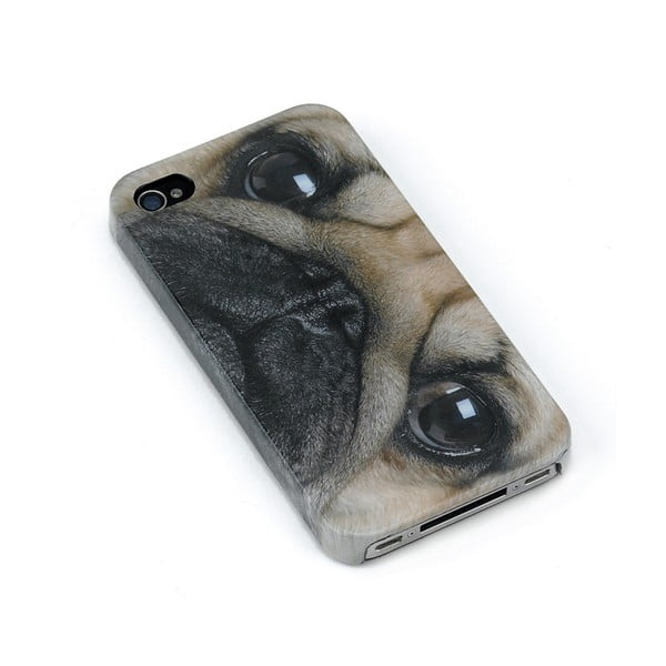 Obal na iPhone 4/4S Pug