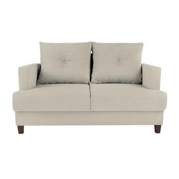 Canapea cu 2 locuri Melart Lorenzo, crem de la Melart