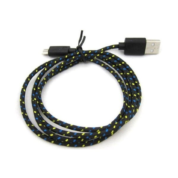 USB kabel na extrémní zátěž Rope
