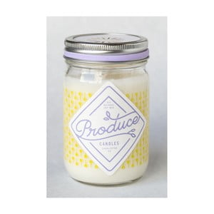Lumânare Produce Candles Wildflower, 60 ore
