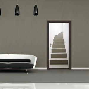 Tapeta na dveře Stairs, 95x210 cm