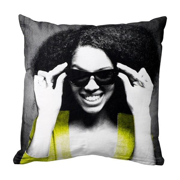 Polštář Lady Afro