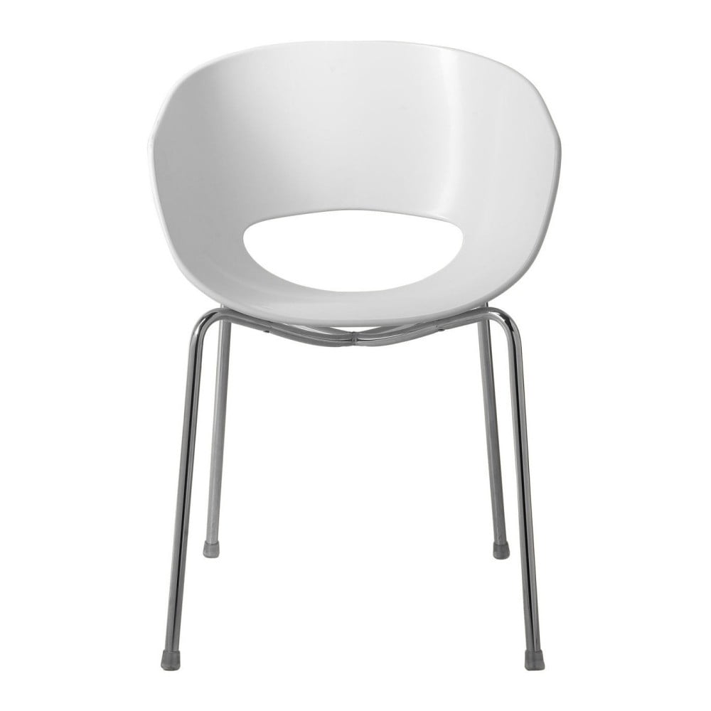 Sada 4 jídelních židlí Kare Design Eggshell