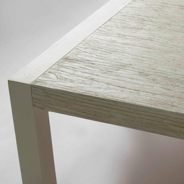 Jídelní stůl ze dřeva Thai Natura Off, 180 x 90 cm