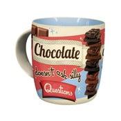 Keramický hrnek Chocolate, 330 ml