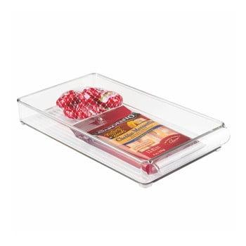 Cutie de depozitare pentru frigider iDesign Fridge Freeze, lățime 37 cm imagine