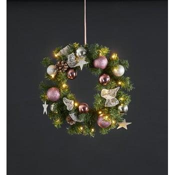 Coroniță cu LED Best Season Noel, ⌀ 40 cm imagine