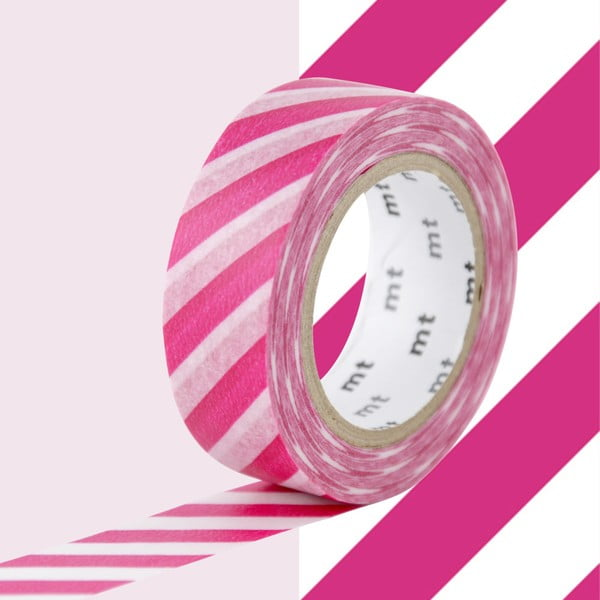 Bandă decorativă Washi MT Masking Tape Aude, rolă 10 m