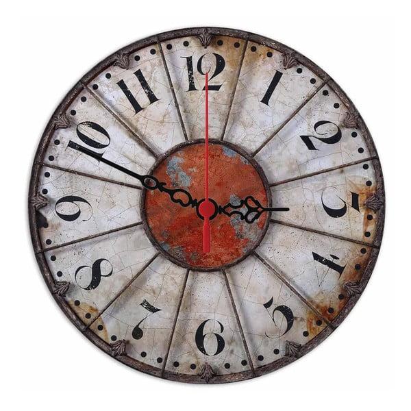 Nástěnné hodiny Vintage Times, 30 cm