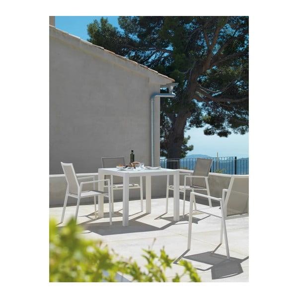 Zahradní jídelní stůl Geese Michael, 90x90cm