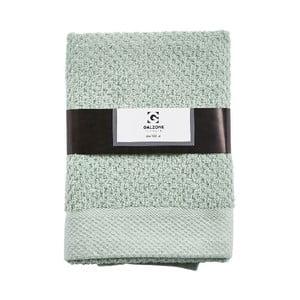 Světle zelený ručník Galzon,70x50cm