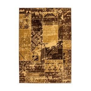 Koberec Retro, beige, 80x150 cm