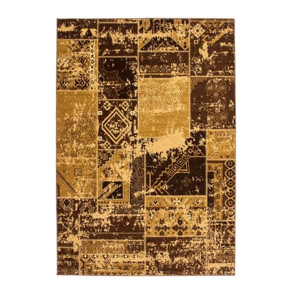 Koberec Retro, beige, 120x170 cm