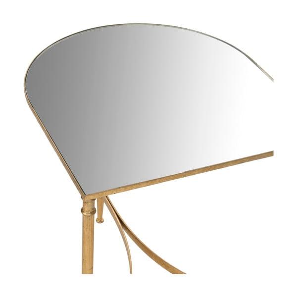 Odkládací stolek se zrcadlovou odkládací deskou Safavieh Nevin