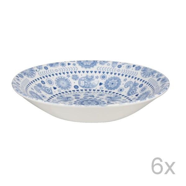 Set 6 ks talířů Penzance, 20 cm
