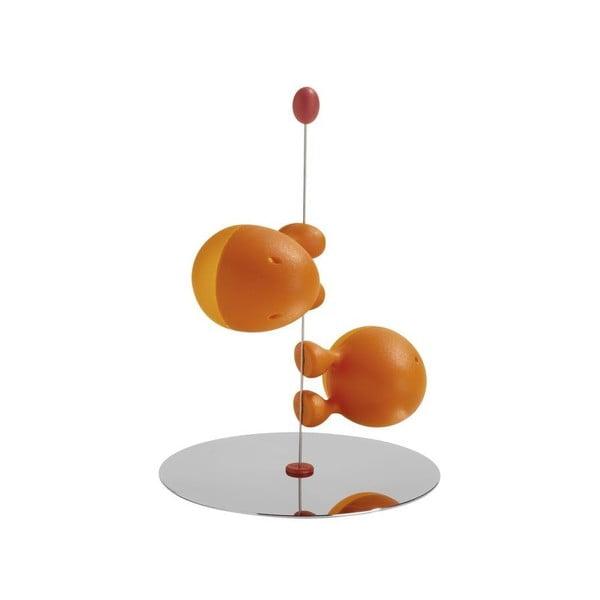Pepřenka a slánka Lilliput, oranžová