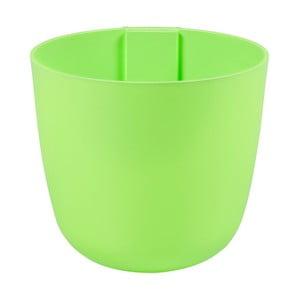 Magnetický květináč Bowl 16x14x16 cm, světle zelený