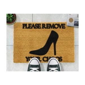 Rohožka Artsy Doormats Remove Shoes,40x60cm