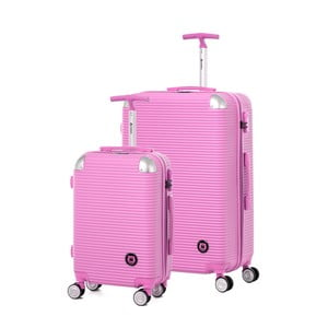 Sada 2 cestovních kufrů na kolečkách Teddy Bear Tamara