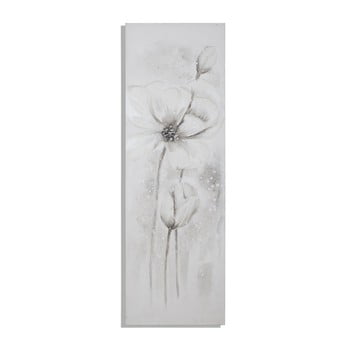 Tablou cu motive florale Mauro Ferretti Floral, 50 x 150 cm
