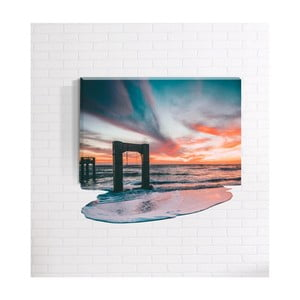 Nástěnný 3D obraz Mosticx Parisienne, 40 x 60 cm